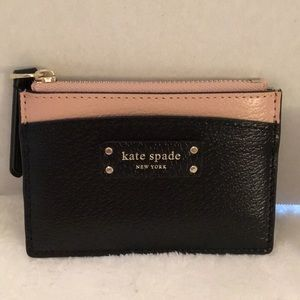 Kate Spade ♠️ Small Zip Card Holder Jeanne 2019